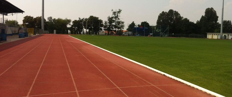 Sports fields